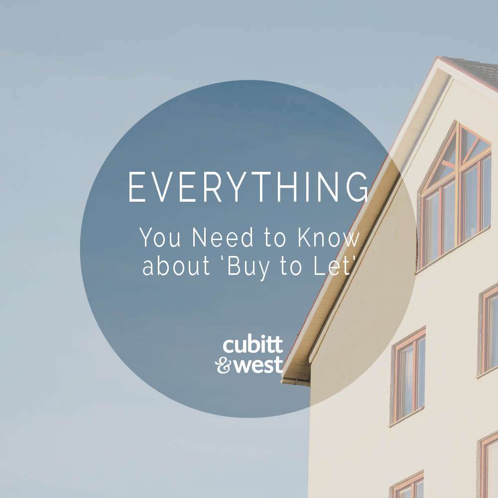 Everything You Need to Know about 'Buy to Let'