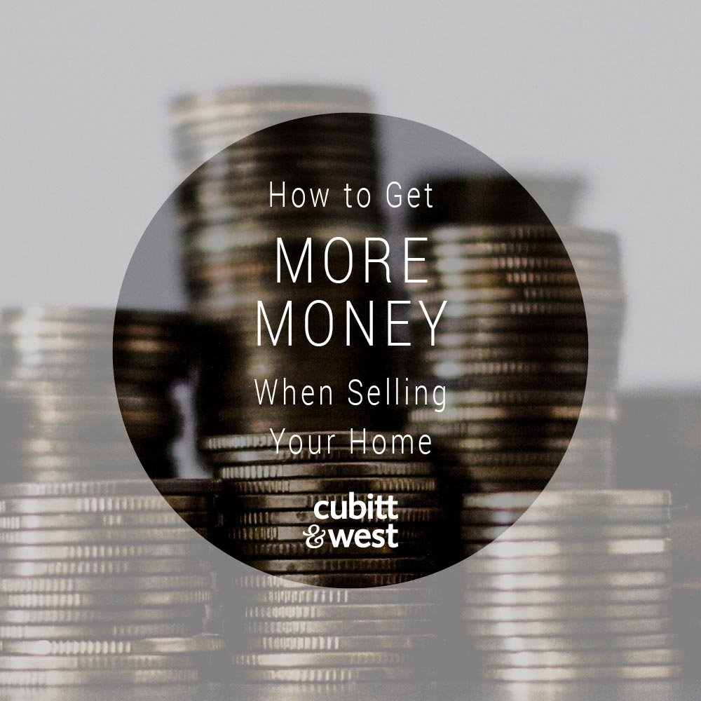 How to Get MORE Money When Selling Your Home