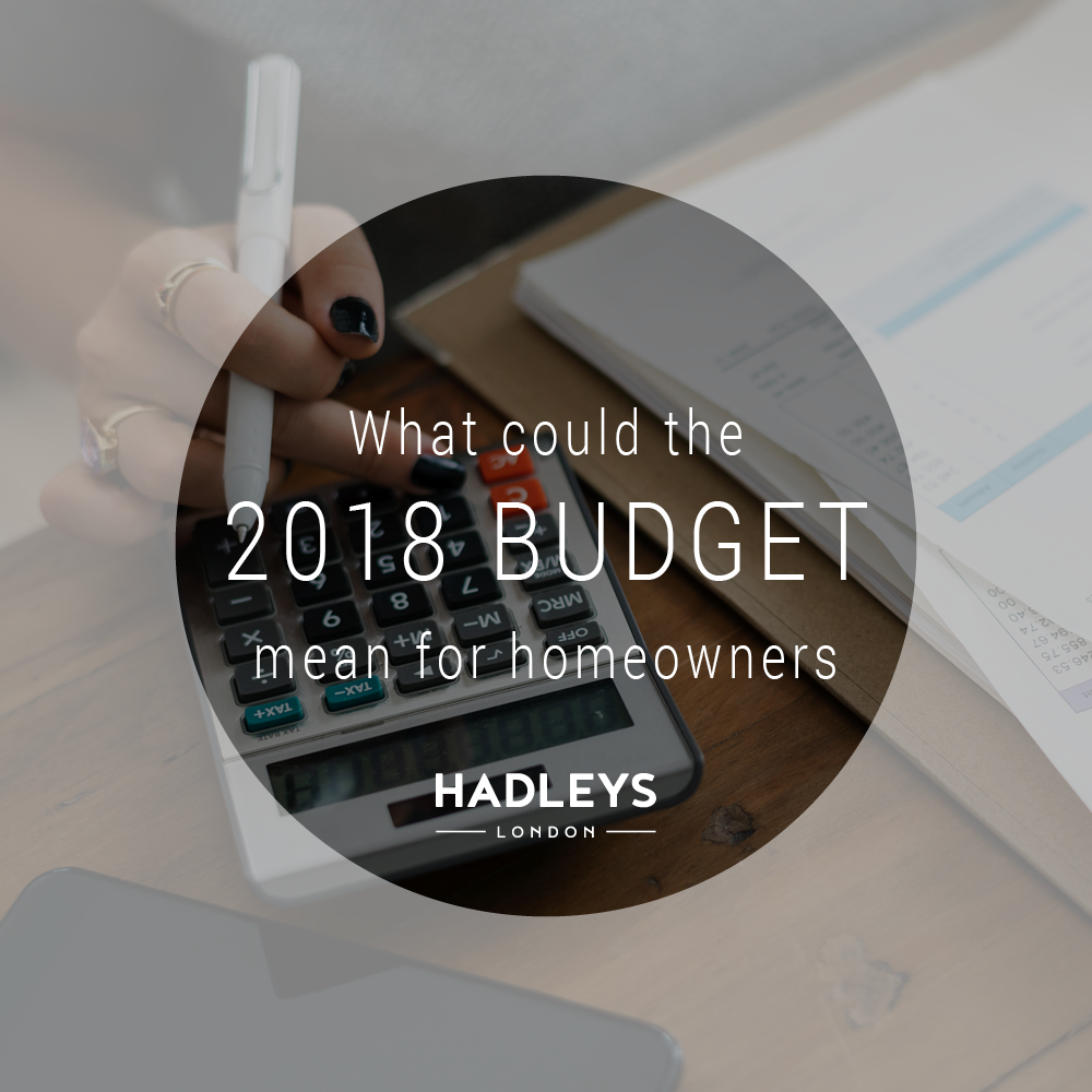 What could the 2018 Budget mean for homeowners?
