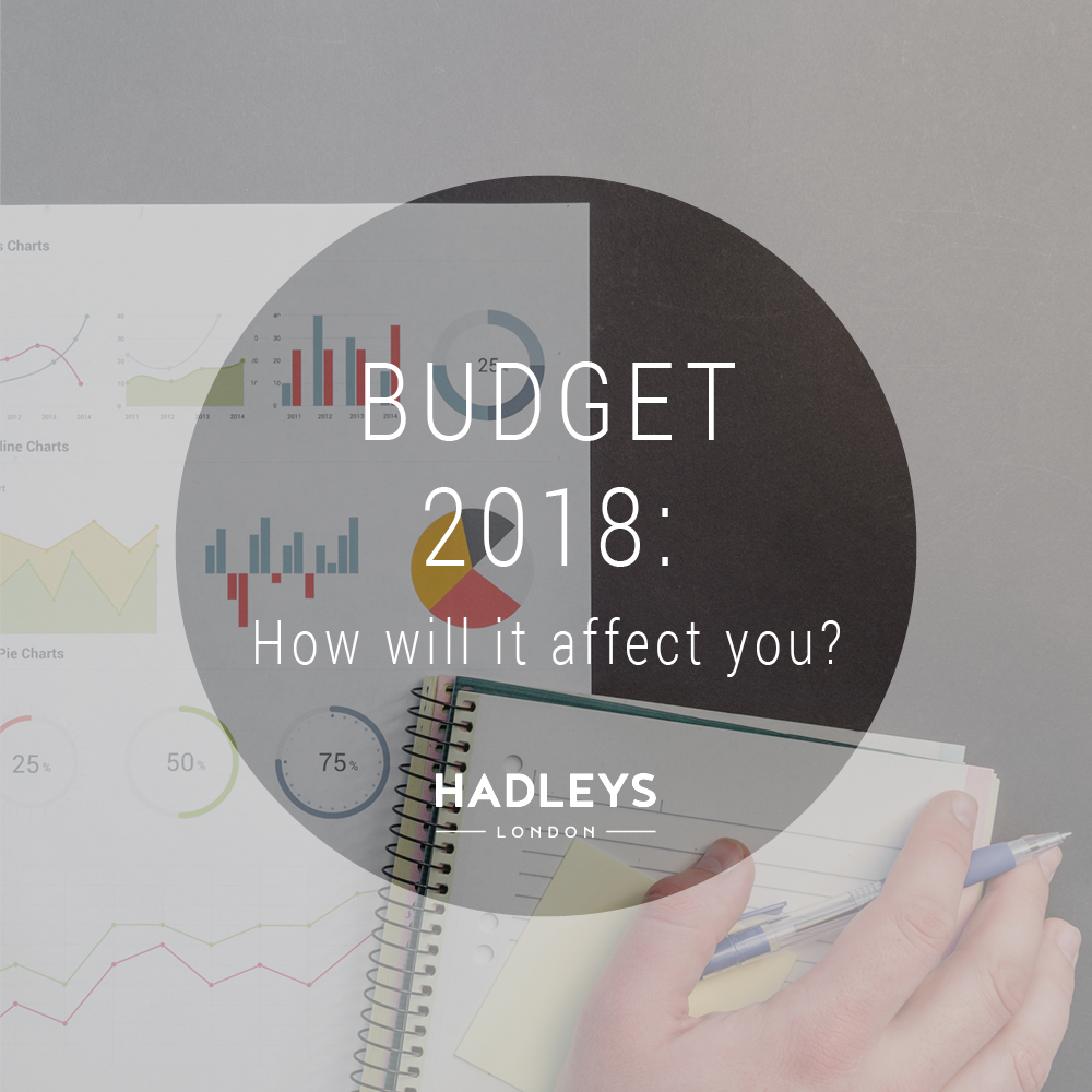 Budget 2018: How will it affect you?
