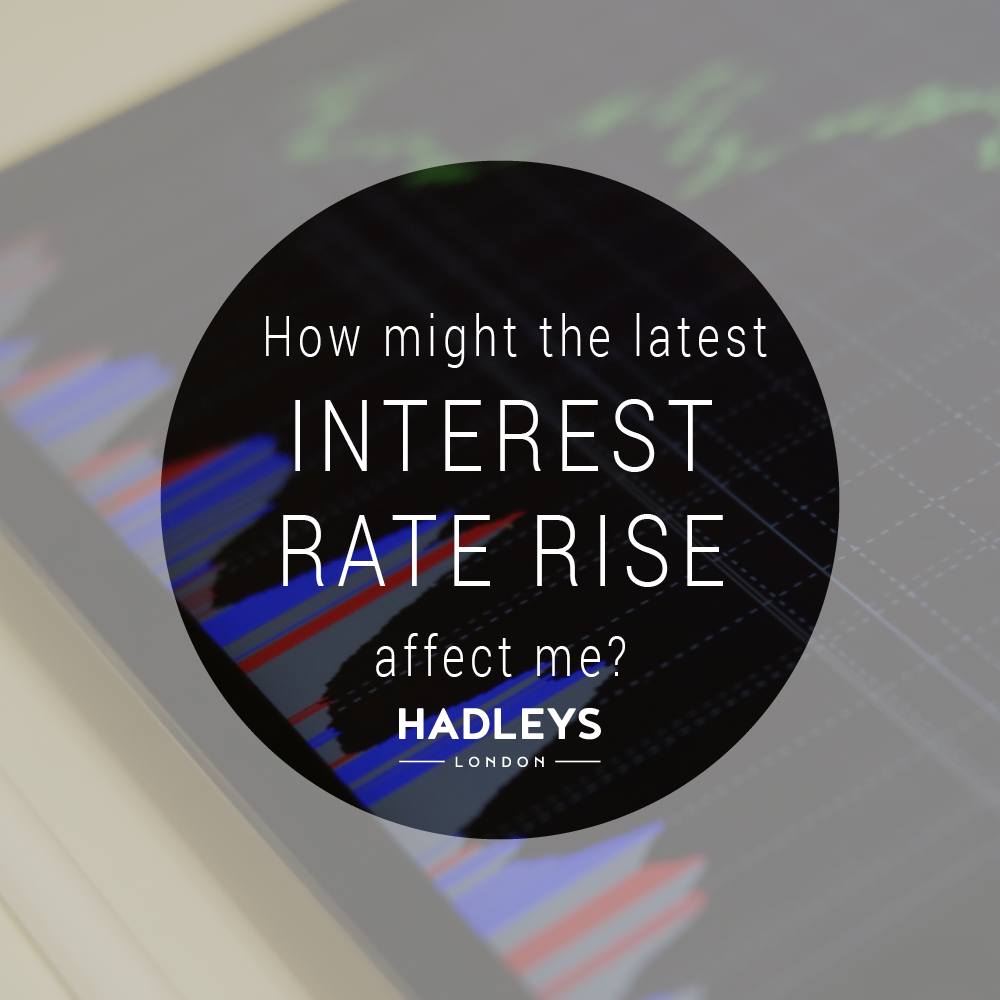 Blog Image Design How Might The Latest Interest Rate Rise Affect Me HD