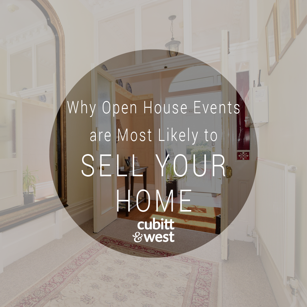 Blog Image Design Why Open House Events Are Most Likely To Sell Your Home CW