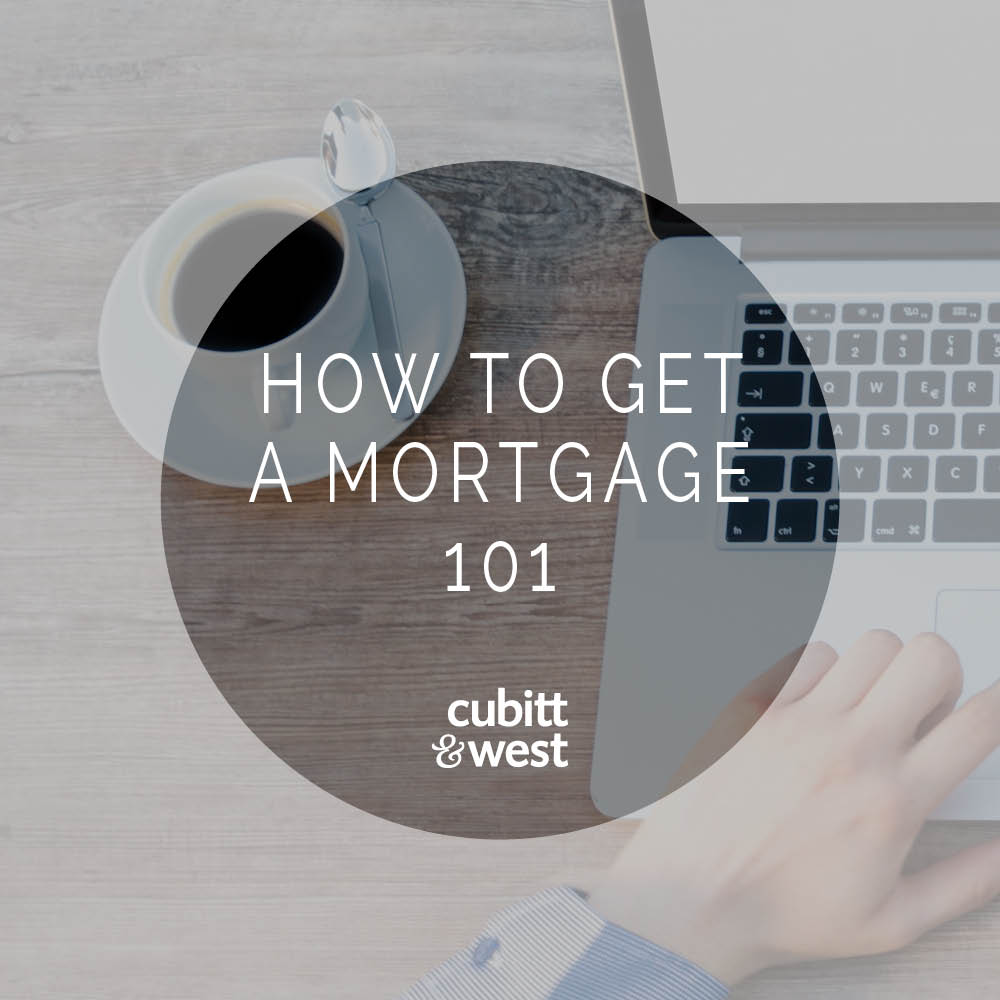How to Get a Mortgage: 101