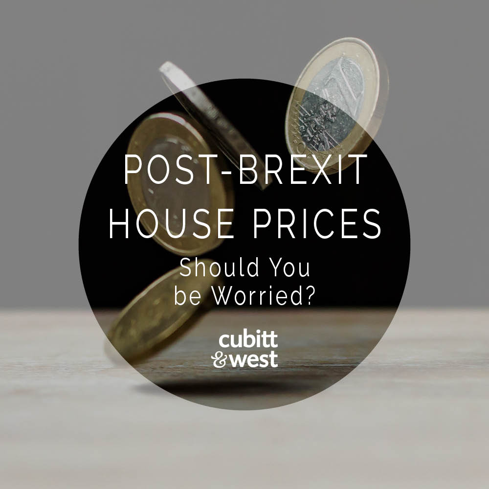 Post-Brexit House Prices: Should You be Worried?