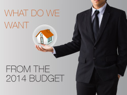 How the 2014 budget can help the housing market