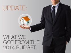 What we got from the 2014 budget