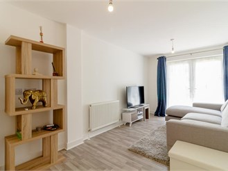 1 bedroom ground floor apartment in Kenley