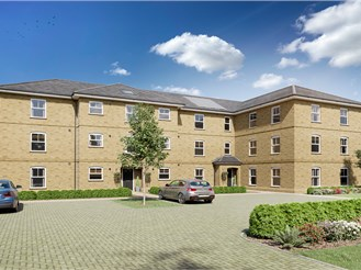 1 bedroom ground floor apartment in Allington, Maidstone
