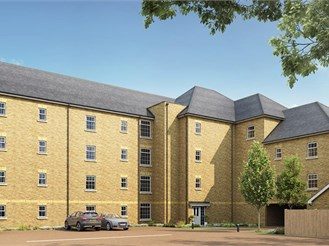 2 bed first floor apartment in Maidstone, Kent
