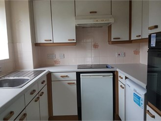 1 bed first floor retirement flat in Brighton