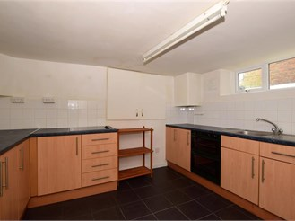 1 bedroom basement apartment in Reigate