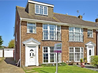 5 bedroom semi-detached house in Shoreham-By-Sea