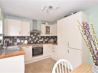 2 bedroom end of terrace house in Emsworth