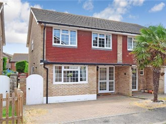 3 bedroom semi-detached house in Telscombe Cliffs