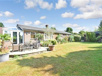 4 bedroom detached bungalow in Buxted, Uckfield