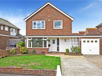 3 bedroom detached house in Worthing
