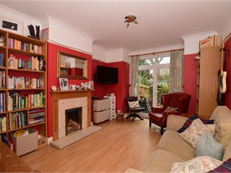 2 bedroom terraced house in Sutton