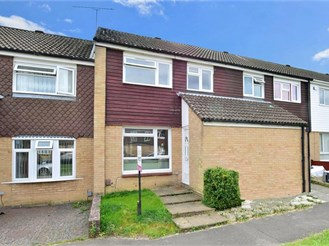 3 bedroom terraced house in Bewbush, Crawley