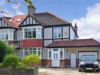 4 bedroom semi-detached house in Shirley Park, Croydon
