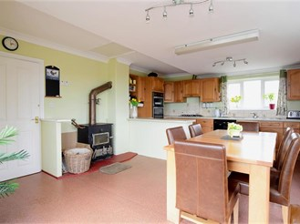 4 bedroom detached bungalow in Newhaven