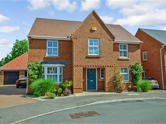 4 bedroom link-detached house in Ashington