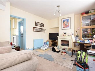 2 bedroom end of terrace house in Carshalton