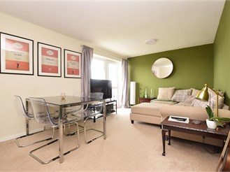 2 bedroom ninth floor apartment in Sutton
