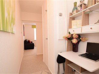 1 bedroom ground floor flat in Hove
