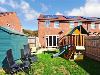 2 bedroom end of terrace house in Angmering
