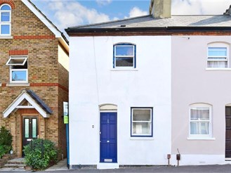 2 bedroom end of terrace house in Sutton