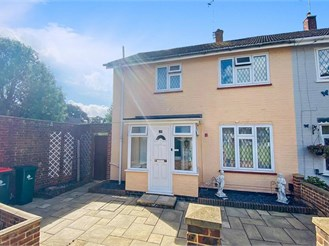 3 bedroom end of terrace house in Langley Green, Crawley
