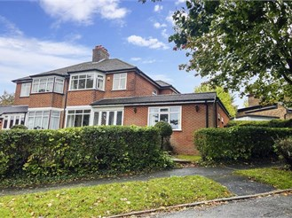 4 bedroom semi-detached house in Purley