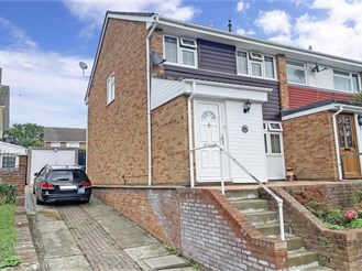 3 bedroom end of terrace house in Gossops Green, Crawley