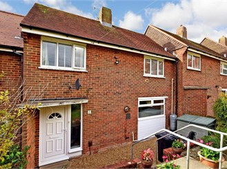 3 bedroom terraced house in Woodingdean, Brighton