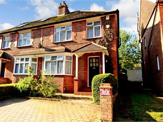 3 bedroom semi-detached house in Coldean, Brighton
