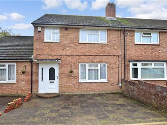 3 bedroom terraced house in Havant