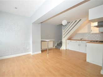 2 bedroom end of terrace house in