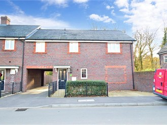 2 bedroom terraced house in Forge Wood