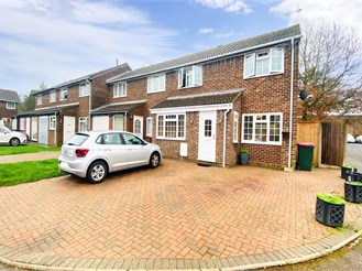 3 bedroom end of terrace house in Pound Hill, Crawley