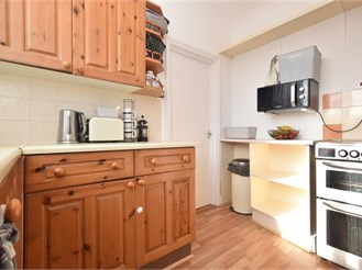 2 bed top floor converted flat in Southsea