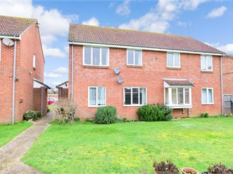 1 bed ground floor flat in Ford, Arundel