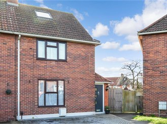 3 bedroom end of terrace house in Sutton