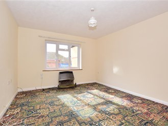 1 bed first floor retirement flat in Sittingbourne