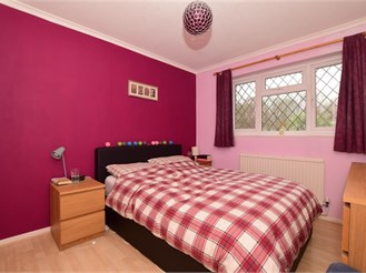 1 bed top floor maisonette in Wallington