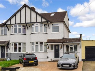 4 bed semi-detached house in Epsom