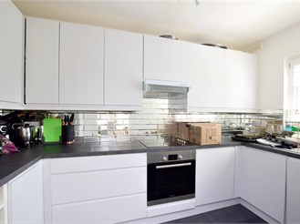 2 bed ground floor flat in Worthing