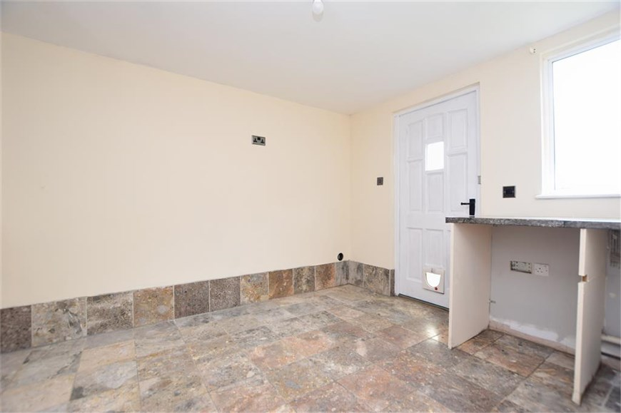 Entrance / Utility Room