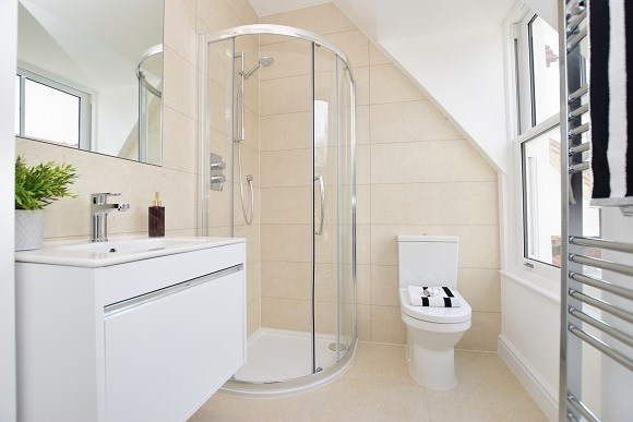 abbeycourt ensuite shower room