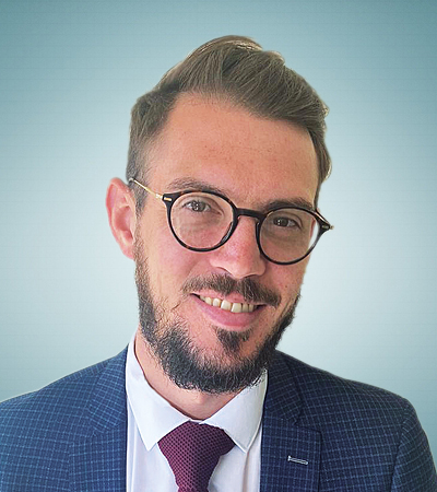 Daniel Upfield - Senior Sales Manager