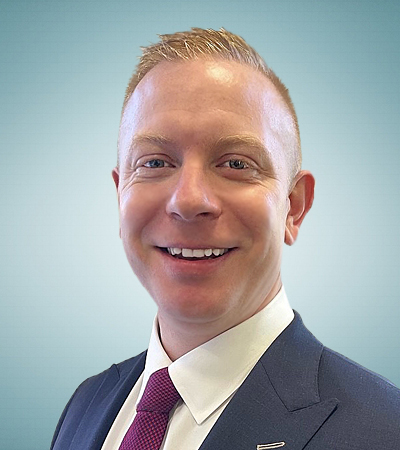 Lee Shuffleton - Senior Sales Manager